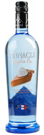 Pinnacle Vodka Pumpkin Pie